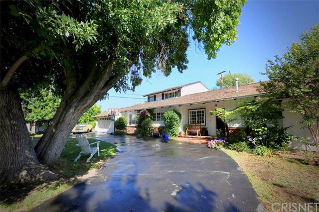 22818 Ostronic Drive, Woodland Hills, CA 91367 (#SR19169889) :: The Marelly Group   Compass