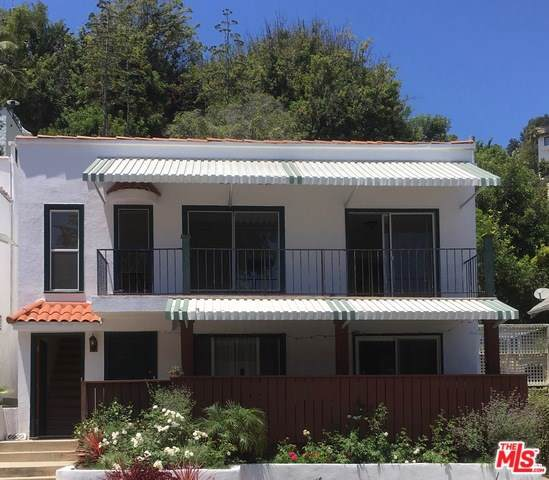6907 Camrose Drive, Los Angeles (City), CA 90068 (#19486800) :: Z Team OC Real Estate