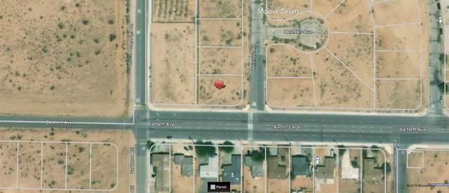 0 Mimosa Road, Adelanto, CA 92301 (#515516) :: Keller Williams Realty, LA Harbor