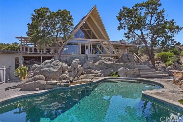 60405 Scenic Drive, Mountain Center, CA 92561 (#219019493DA) :: Realty ONE Group Empire