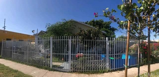 1911 E 113th Street, Los Angeles (City), CA 90059 (#CV19169337) :: RE/MAX Empire Properties