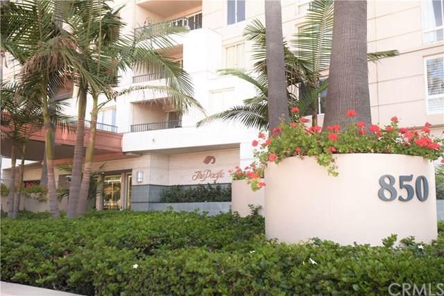 850 E Ocean Boulevard #713, Long Beach, CA 90802 (#PW19170520) :: eXp Realty of California Inc.