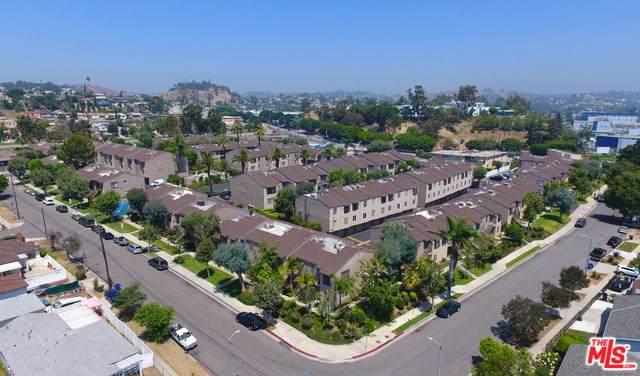 2321 Highbury Avenue #51, Los Angeles (City), CA 90032 (#19490158) :: Millman Team