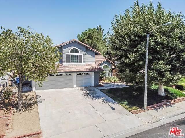 40534 Via Verdad, Palmdale, CA 93551 (#SR19170600) :: The Marelly Group | Compass