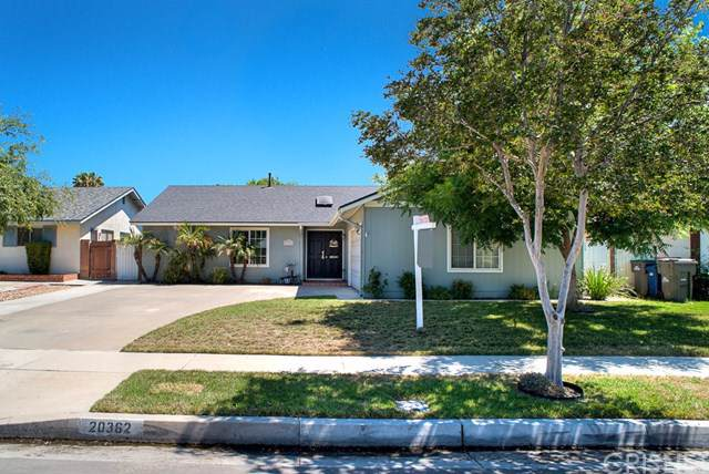 20362 Fairweather Street, Canyon Country, CA 91351 (#SR19170613) :: Fred Sed Group