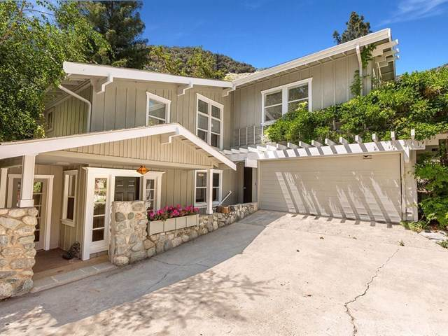 10 Oak Drive, Mount Baldy, CA 91759 (#CV19169166) :: Rogers Realty Group/Berkshire Hathaway HomeServices California Properties