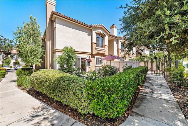 78 Rabano #100, Rancho Santa Margarita, CA 92688 (#OC19170107) :: Fred Sed Group