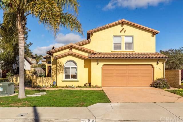1190 Maple Street, Arroyo Grande, CA 93420 (#PI19168720) :: Allison James Estates and Homes