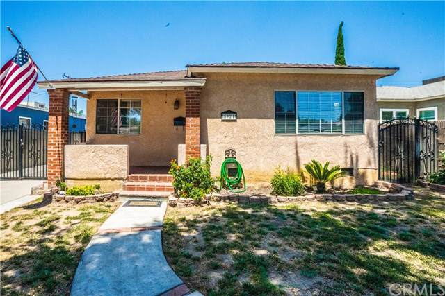 5921 Norwalk Boulevard, Whittier, CA 90606 (#PW19170661) :: Fred Sed Group