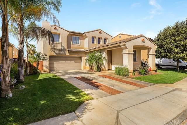 1441 Albillo Loop, Perris, CA 92571 (#SW19169128) :: A|G Amaya Group Real Estate