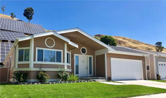 19983 Northcliff Drive, Canyon Country, CA 91351 (#SR19170385) :: Fred Sed Group