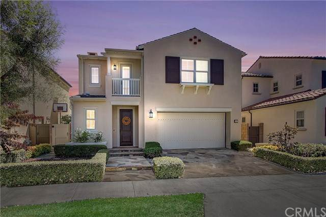 32 Honeyrose, Irvine, CA 92620 (#OC19161558) :: The Najar Group