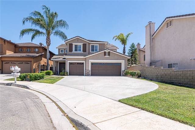4709 Inverness Court, Chino Hills, CA 91709 (#SW19170426) :: Rogers Realty Group/Berkshire Hathaway HomeServices California Properties