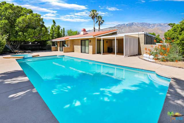 1806 N Hermosa Drive, Palm Springs, CA 92262 (#19490048PS) :: EXIT Alliance Realty