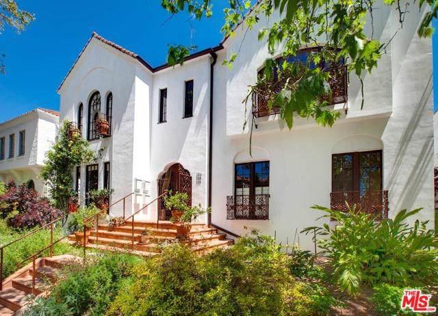 130 S Sycamore Avenue #128, Los Angeles (City), CA 90036 (#19488910) :: Bob Kelly Team