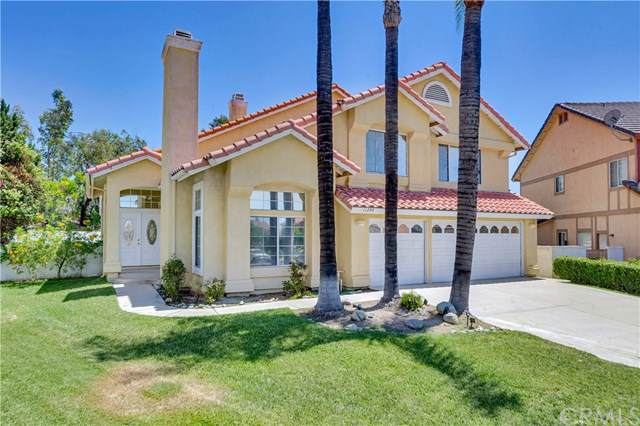 11290 Crestridge Court, Rancho Cucamonga, CA 91737 (#IG19169915) :: The Marelly Group | Compass