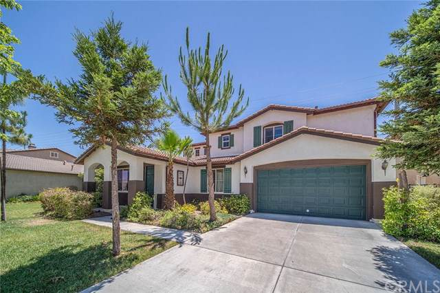 1287 Olympic Street, Beaumont, CA 92223 (#CV19168822) :: Allison James Estates and Homes