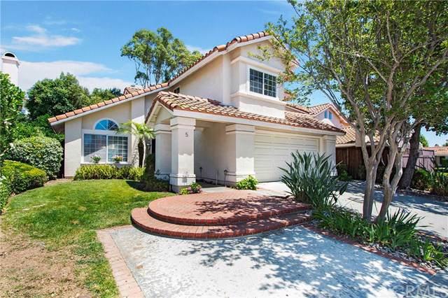 5 Via Lantana, Rancho Santa Margarita, CA 92688 (#OC19170804) :: Fred Sed Group