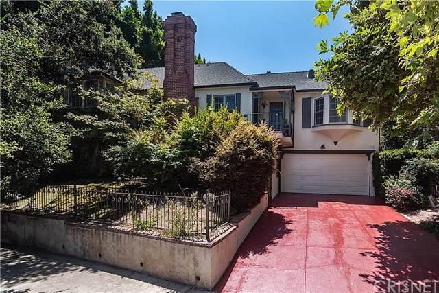3427 Griffith Park Boulevard, Los Feliz, CA 90027 (#SR19170816) :: RE/MAX Masters
