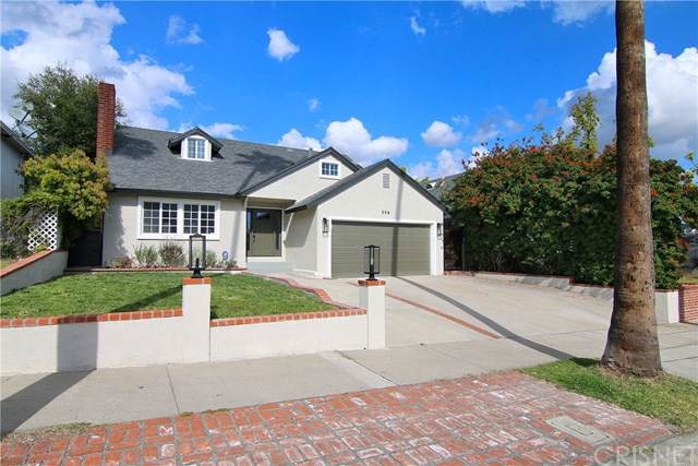 506 N Bel Aire Drive, Burbank, CA 91501 (#SR19170819) :: Z Team OC Real Estate