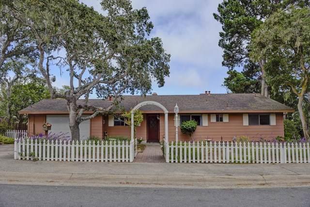 107 Via Del Pinar, Monterey, CA 93940 (#ML81761104) :: Provident Real Estate