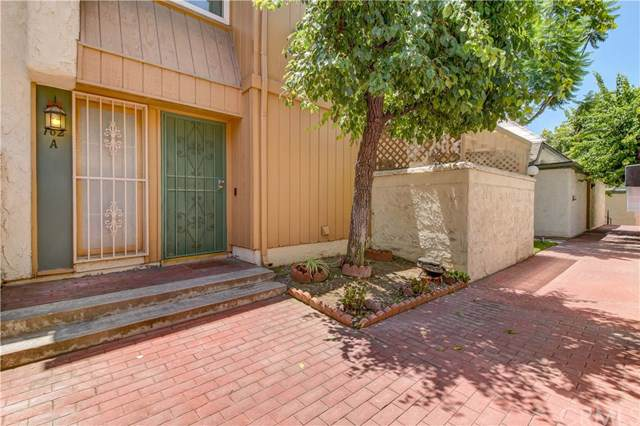 162 Casuda Canyon Drive A, Monterey Park, CA 91754 (#WS19164692) :: Fred Sed Group