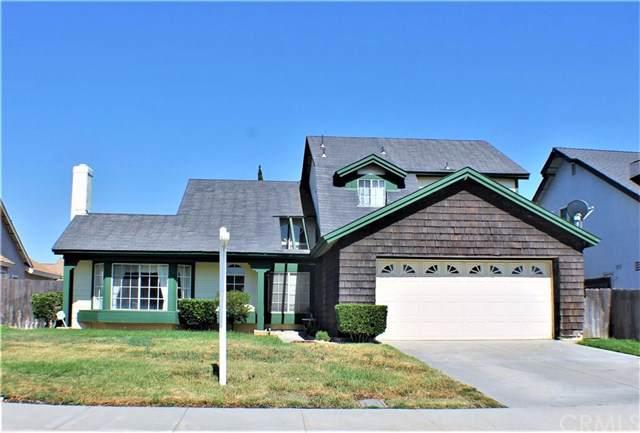 13064 Tierra Canyon Drive, Moreno Valley, CA 92553 (#IV19169198) :: Allison James Estates and Homes