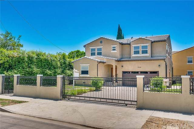 15548 Cohasset Street, Van Nuys, CA 91406 (#DW19171034) :: Fred Sed Group