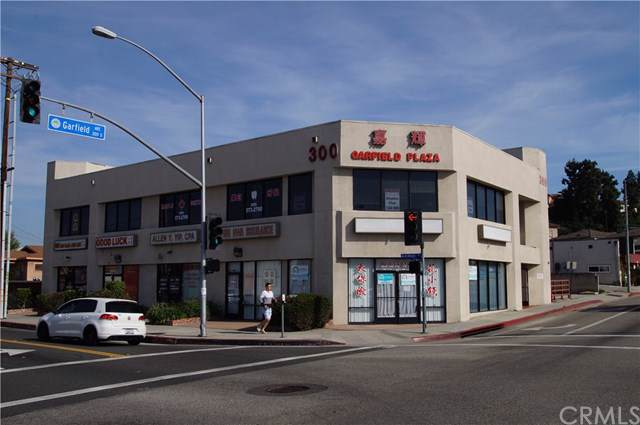 300 S Garfield Avenue #201, Monterey Park, CA 91754 (#WS19171064) :: Fred Sed Group