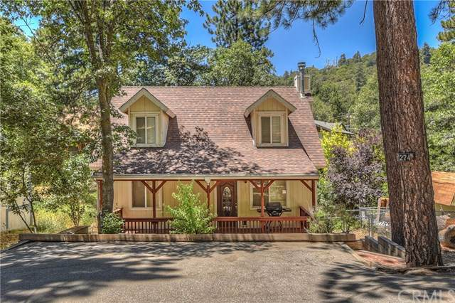 274 Forest Circle, Crestline, CA 92325 (#EV19171073) :: RE/MAX Innovations -The Wilson Group