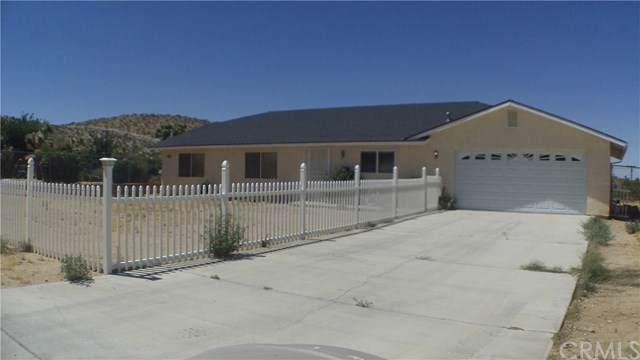 58106 Bonanza Drive, Yucca Valley, CA 92284 (#JT19167288) :: RE/MAX Masters