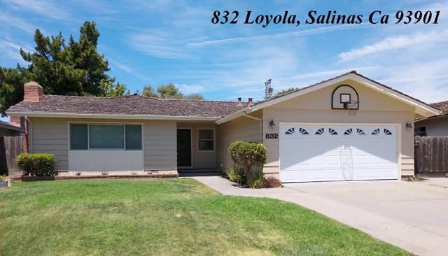 832 Loyola Drive, Salinas, CA 93901 (#ML81761133) :: Provident Real Estate