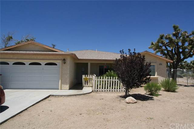 57470 Crestview Drive, Yucca Valley, CA 92284 (#DW19167395) :: RE/MAX Masters