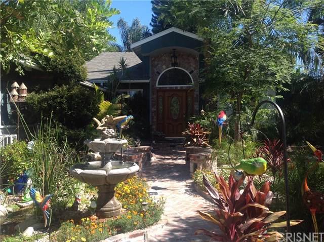15722 Blackhawk Street, Granada Hills, CA 91344 (#SR19170828) :: Fred Sed Group