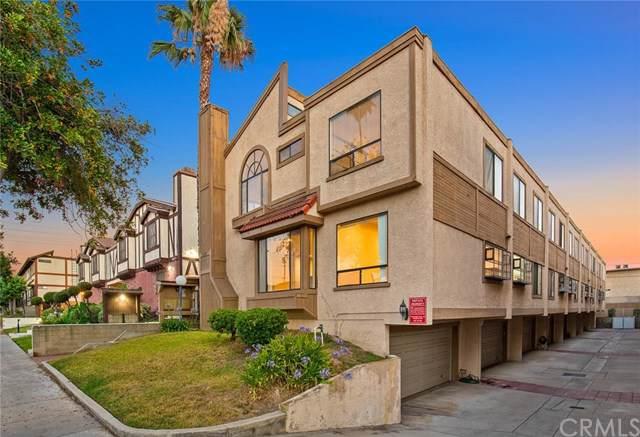 2100 Cedar Street A, Alhambra, CA 91801 (#AR19170984) :: Fred Sed Group