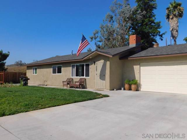 12524 Lemon Crest Drive, Lakeside, CA 92040 (#190039778) :: Fred Sed Group
