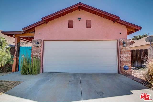 37606 Lasker Avenue, Palmdale, CA 93550 (#19490214) :: Allison James Estates and Homes