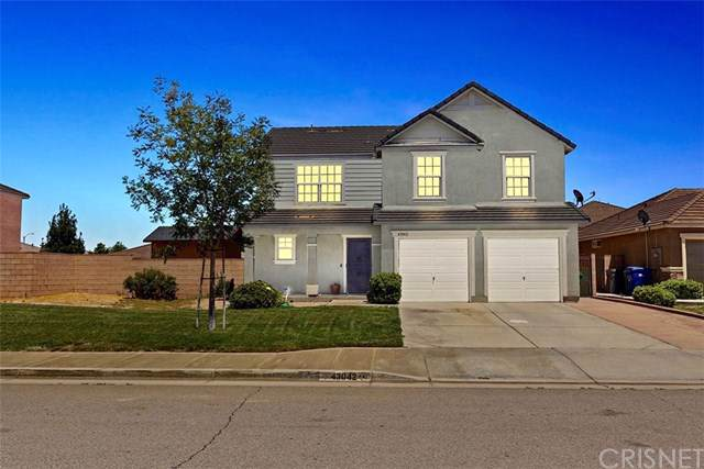43042 Rucker Street, Lancaster, CA 93535 (#SR19171175) :: The Costantino Group | Cal American Homes and Realty