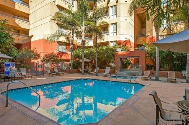 1501 Front Street #114, San Diego, CA 92101 (#190039785) :: Fred Sed Group