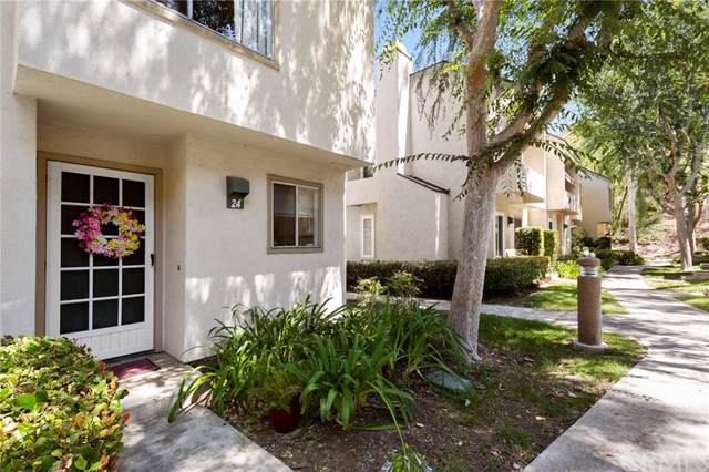 5749 E Creekside Avenue #24, Orange, CA 92869 (#PW19171153) :: Heller The Home Seller