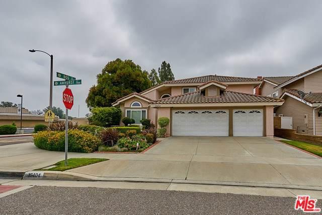 19404 Amhurst Court, Cerritos, CA 90703 (#19488788) :: DSCVR Properties - Keller Williams