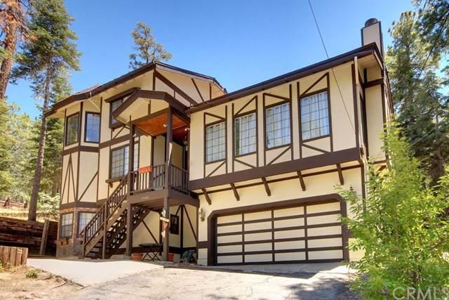 39486 Raccoon Drive, Big Bear, CA 92333 (#EV19160838) :: Allison James Estates and Homes