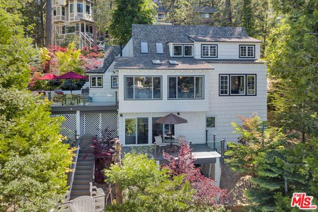 177 Rocky Point Road, Lake Arrowhead, CA 92352 (#19483708) :: The Marelly Group | Compass