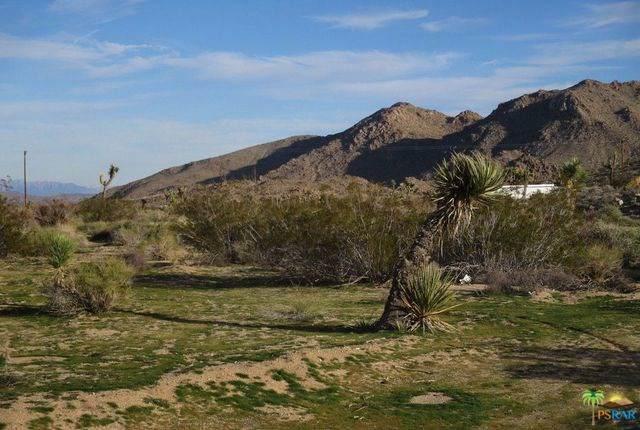 599 Inez Avenue, Joshua Tree, CA 92284 (#19490524PS) :: The Brad Korb Real Estate Group