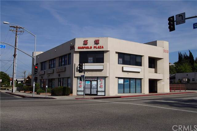 300 S Garfield Avenue #201, Monterey Park, CA 91754 (#WS19171374) :: Fred Sed Group