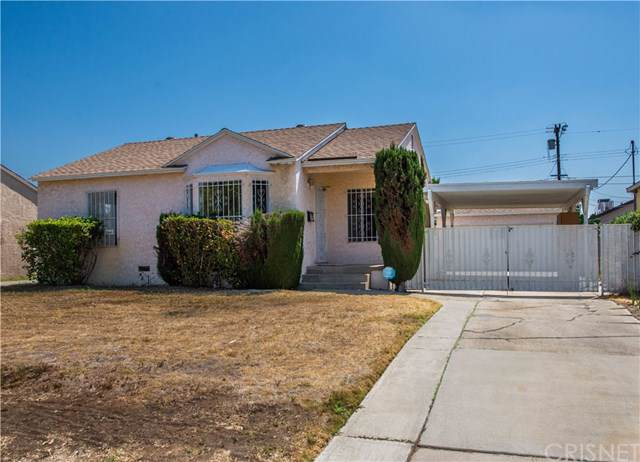 7858 Shadyglade Avenue, North Hollywood, CA 91605 (#SR19171319) :: Bob Kelly Team