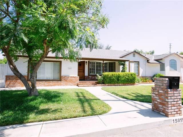15815 Rayen Street, North Hills, CA 91343 (#SR19171190) :: Bob Kelly Team