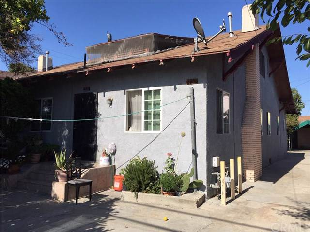 4918 Wadsworth Avenue, Los Angeles (City), CA 90011 (#DW19171434) :: The Najar Group
