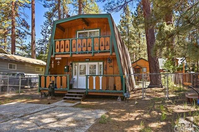 42807 La Cerena, Big Bear, CA 92315 (#219019611DA) :: EXIT Alliance Realty