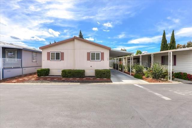 5450 Monterey Road #167, San Jose, CA 95111 (#ML81761096) :: Bob Kelly Team